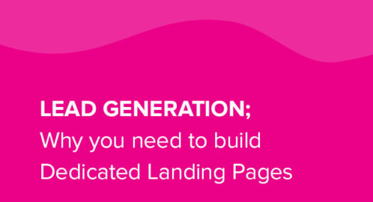 lead Generation website pages