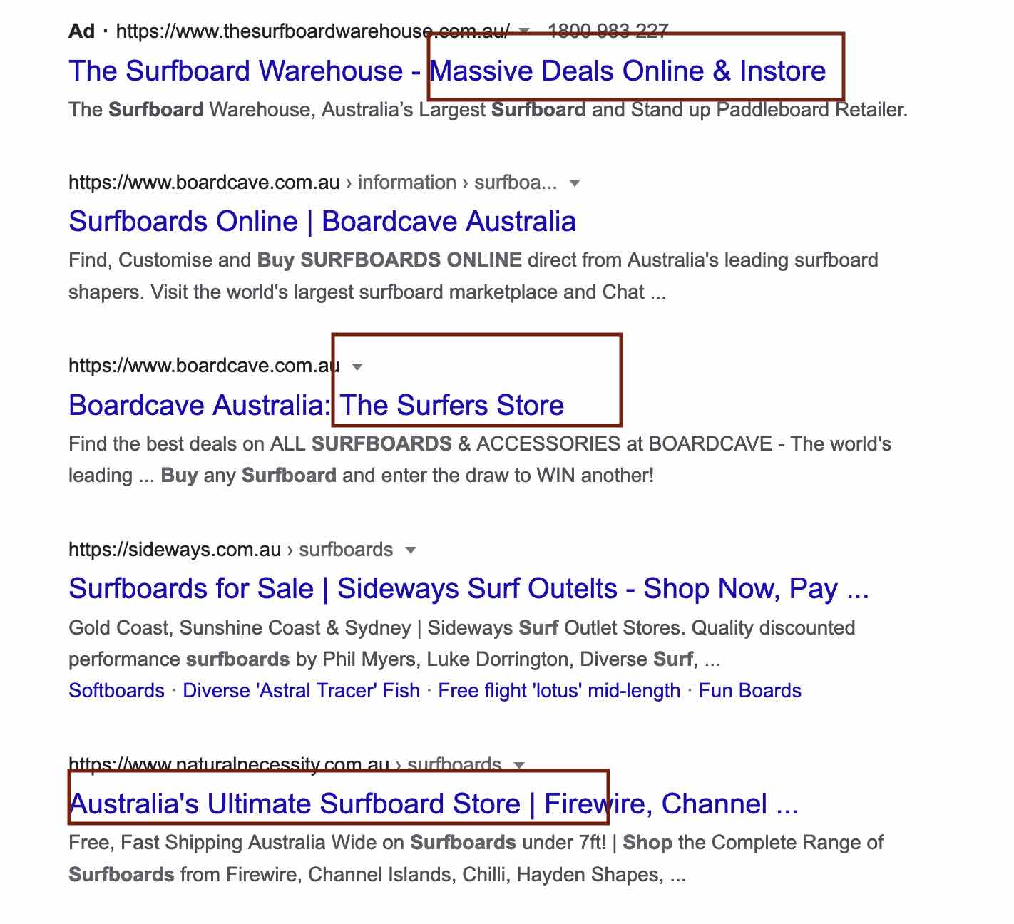 search intent - seo sydney experts